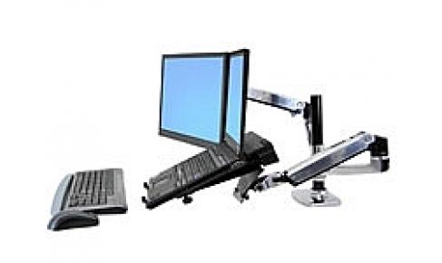 זרוע למסך מחשב ומחשב נייד