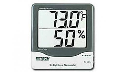 מד לחות וטמפרטורה