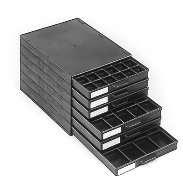 קופסאות קטנות לרכיבי SMT