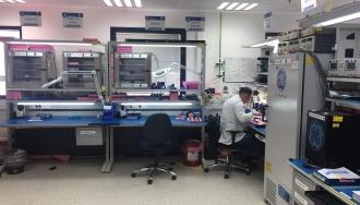 מעבדה גי אי מדיקל פארק המדע רחובות