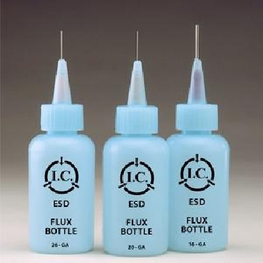 בקבוק אנטיסטטי לפלקס עם מחט- 70 מ