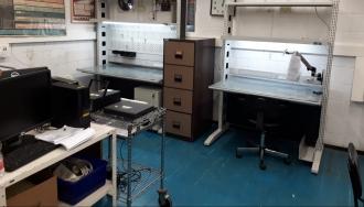 שולחנות מעבדה עבור ווישי חולון