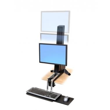 מעמד שולחני למסך ומקלדת Workfit S