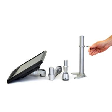 זרוע שולחנית למסך Neo Flex Extend