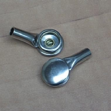 כפתור חיבור רצועה למשטח (עם בננה)