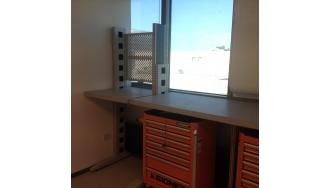 שולחן נמוך קבוע מעבדת רובוטיקה מיקרוסופט