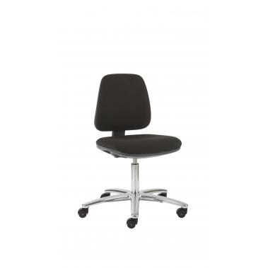 כסא אנטי סטטי Throna - ריפוד שחור