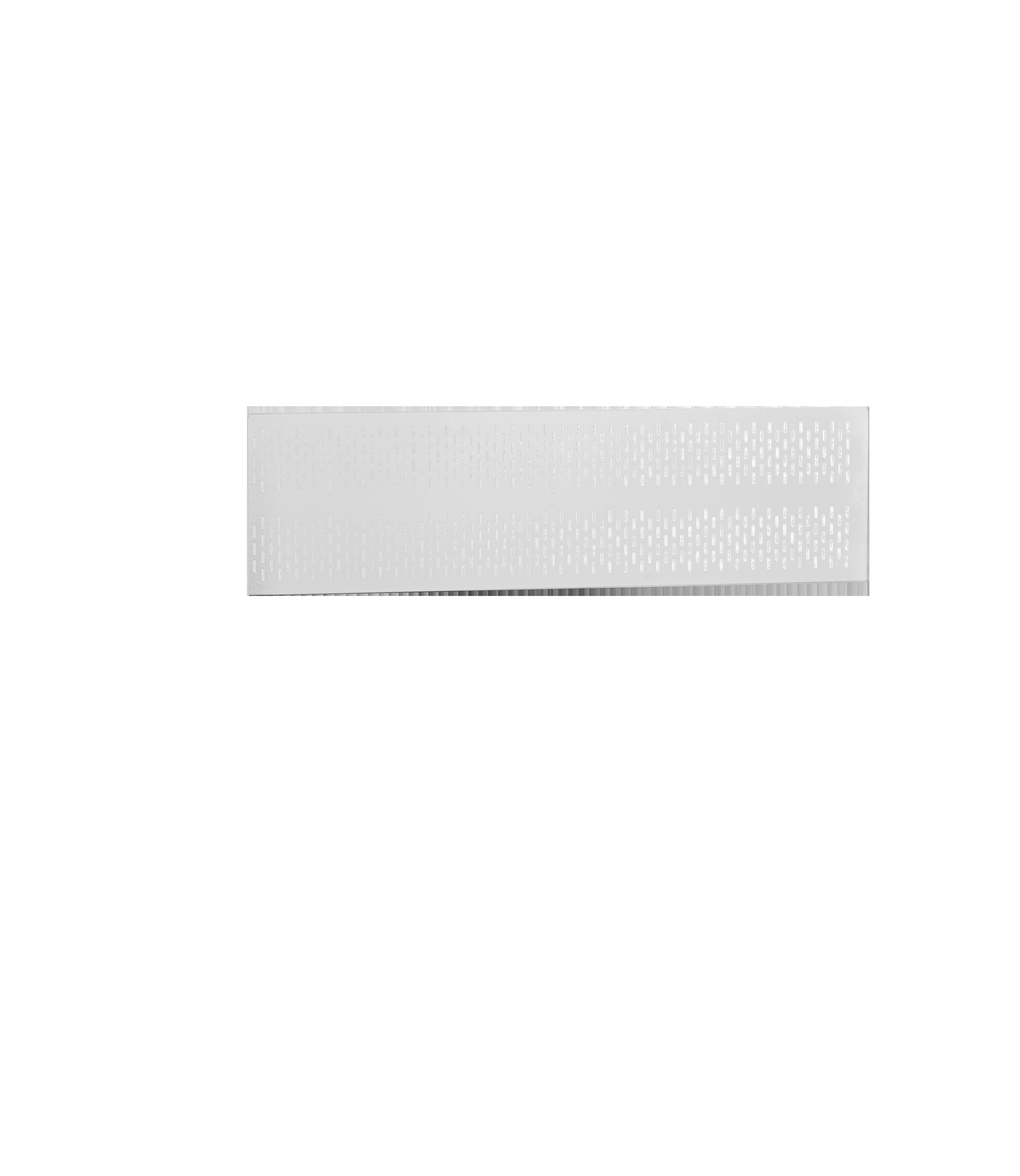פלטה מחוררת