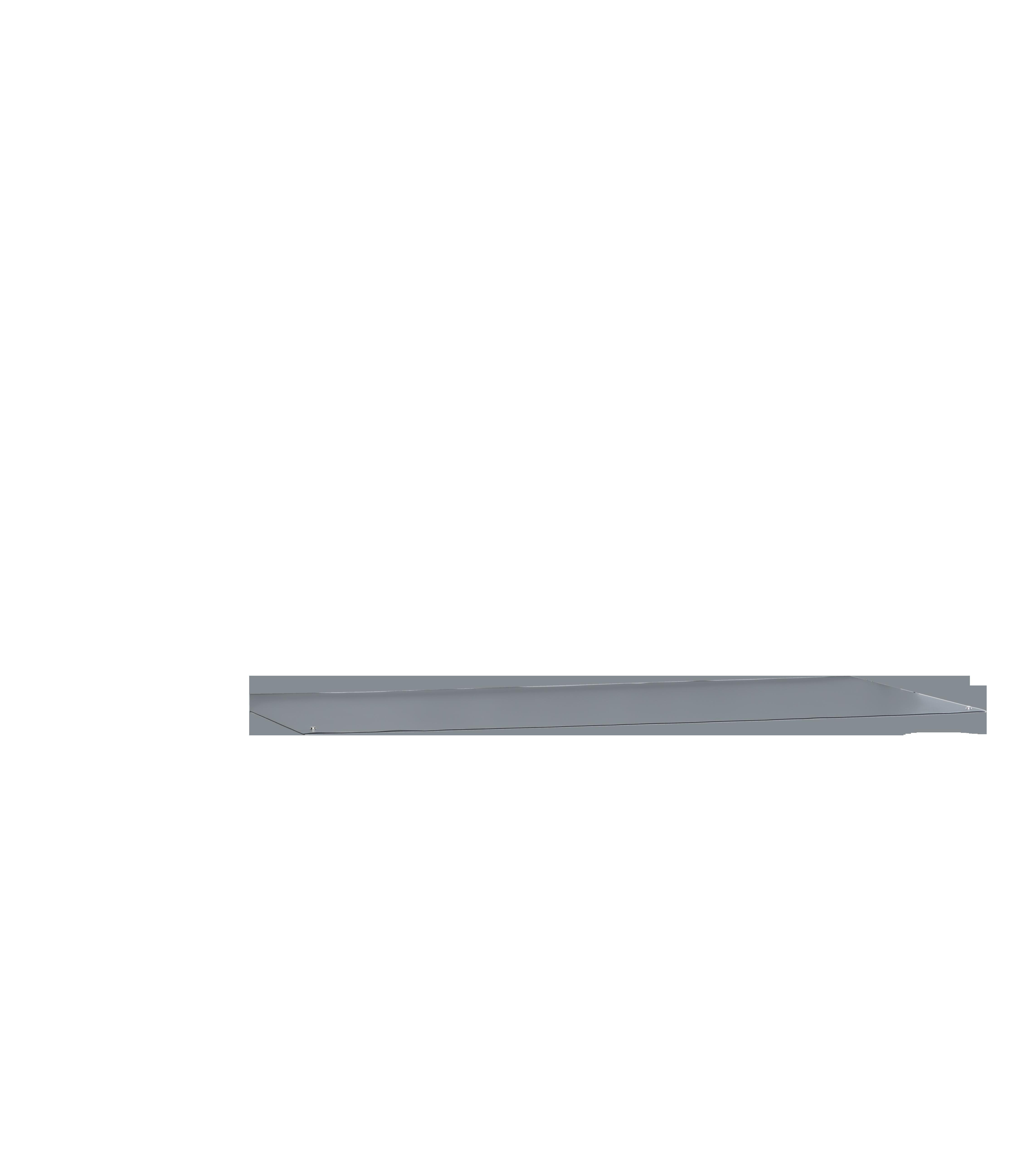 משטח גומי אנטי סטטי דו שכבתי בגוון אפור כולל חיבורי הארקה